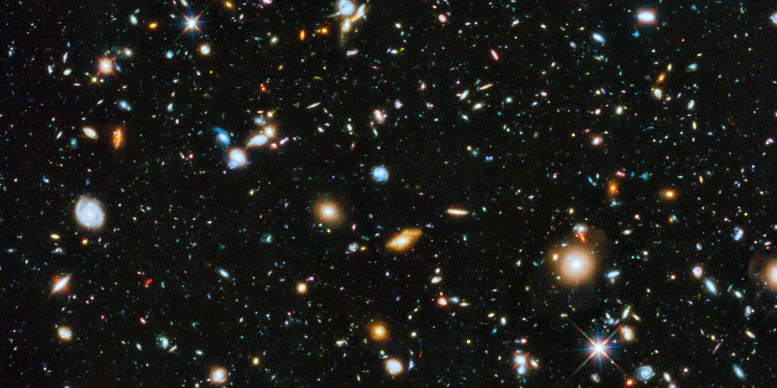 Hubble Deep-field