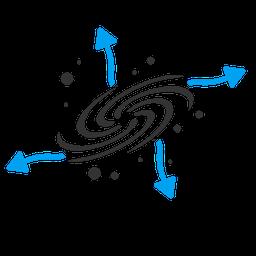 Logo StellarTrip Galaxy Photon