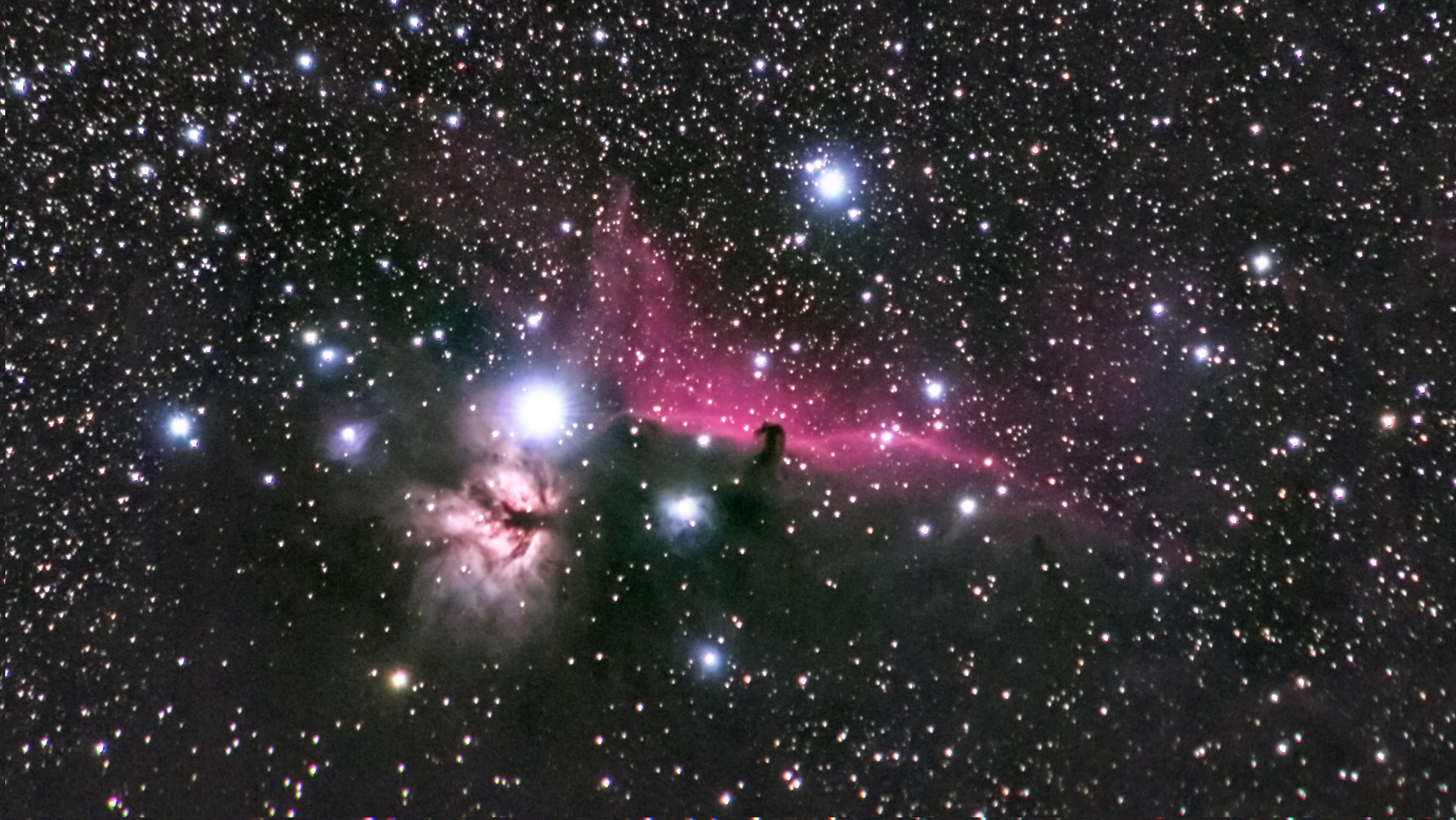 Nébuleuse de la Tête de Cheval (Barnard 33)