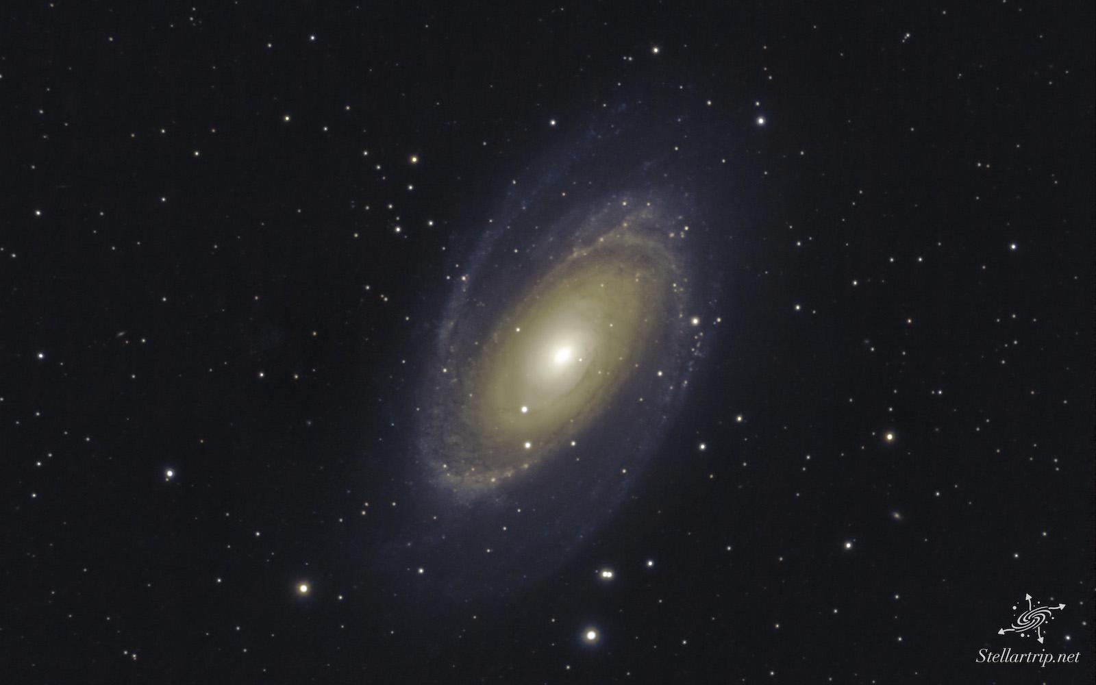 M81 Nebulae