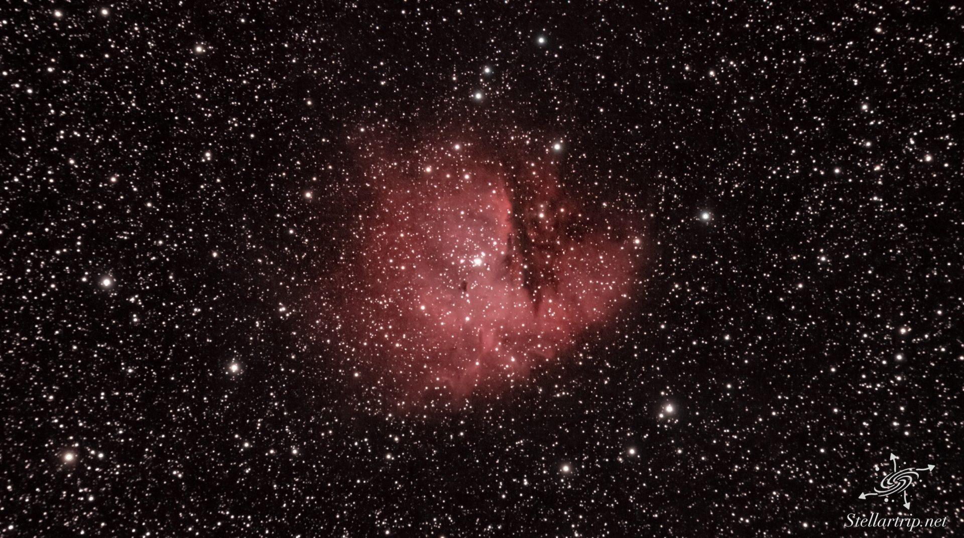 NGC281 - Pacman - 11/09/2020
