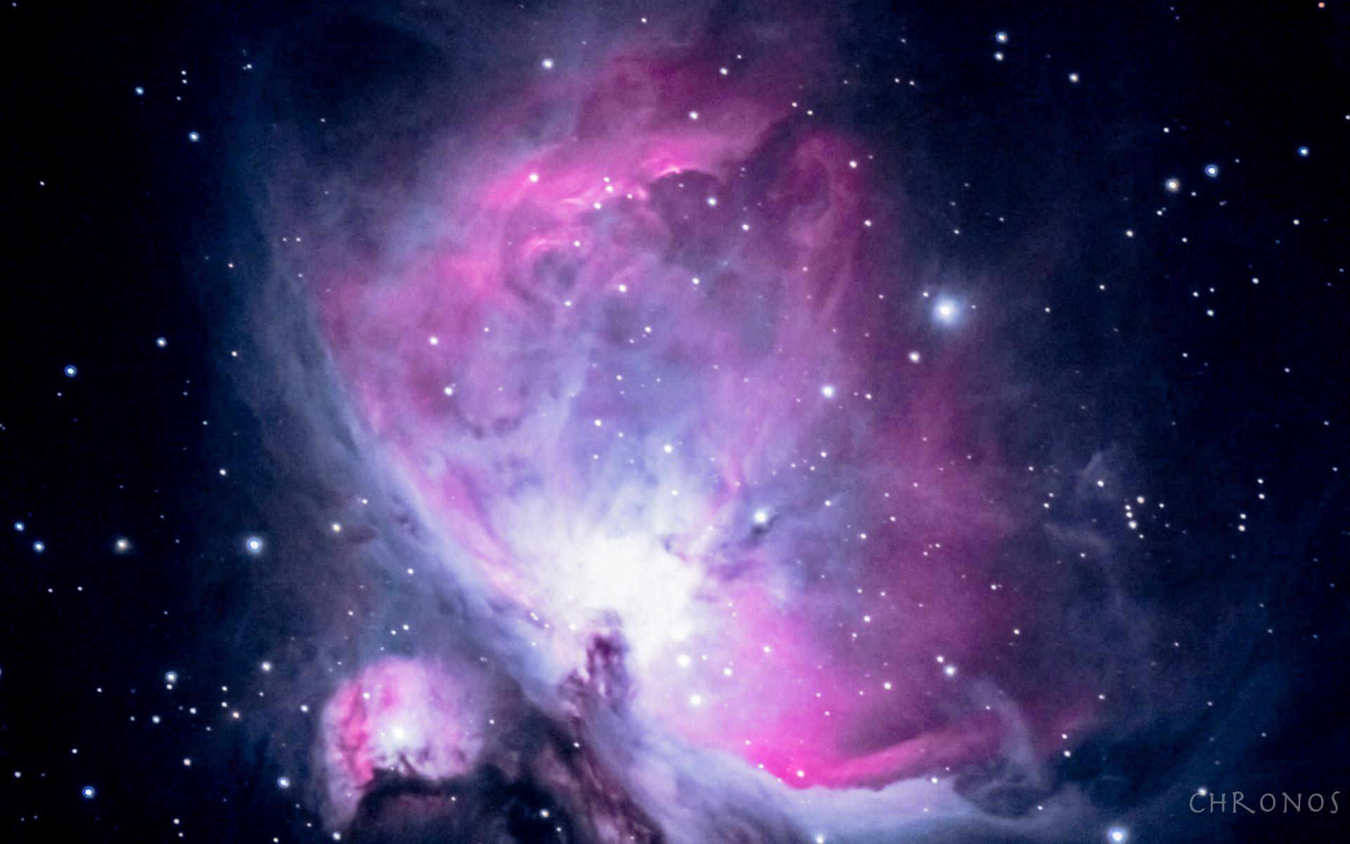 Nébuleuse d'Orion - 05/2016